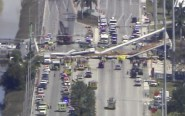 Image result for Miami bridge collapse
