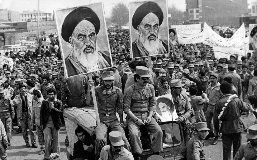 Image result for iranian revolution 1979
