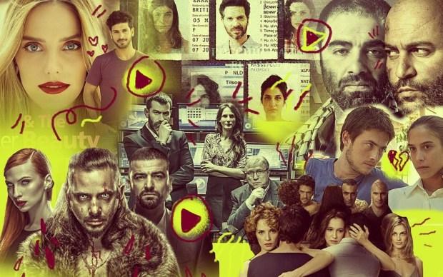(Collage by Lior Zaltzman/JTA)