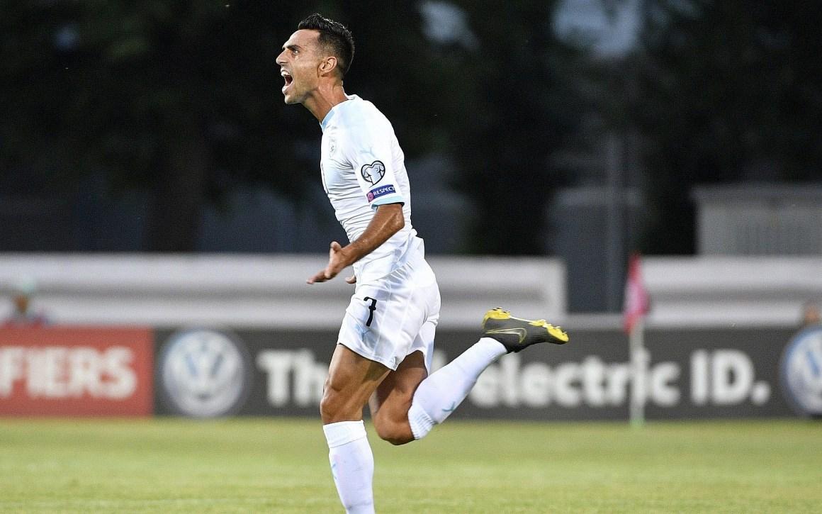 Israel's Zahavi sets single season scoring record for Chinese soccer | The  Times of Israel