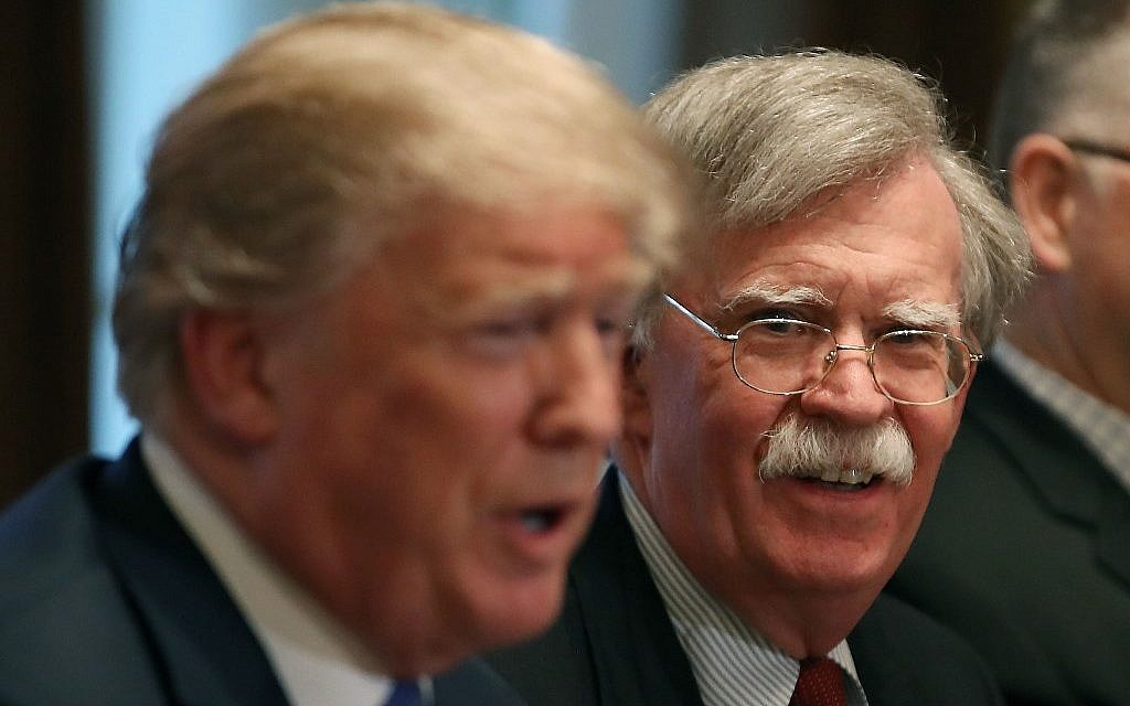 Bolton Says Ready To Testify In Trump Impeachment Trial If Senate Issues Subpoena