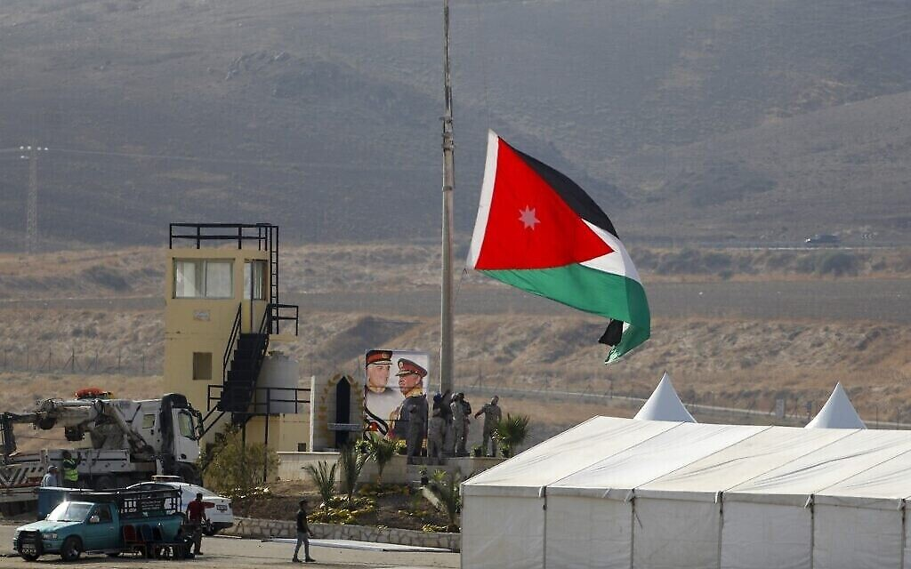 Israeli Given 4 Months Prison Term For Illegal Entry To Jordan, Drug Charges