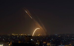 Rocket fired at Israel from Gaza for the second consecutive night;  IDF accesses Hamas websites