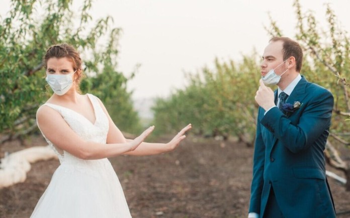 Undeterred by virus, couple plans wedding in Israel in less than ...