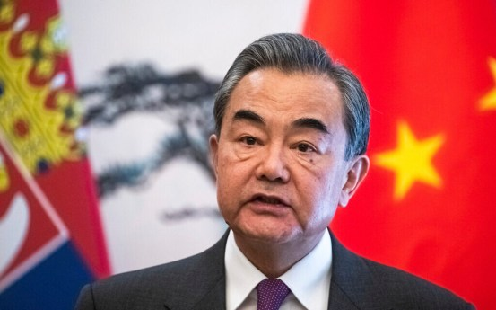 China promotes Middle East initiative and offers accommodation to Israeli and Palestinian officials