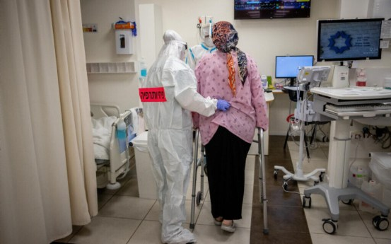 Israeli study: 95% of former COVID patients do not suffer irreversible damage