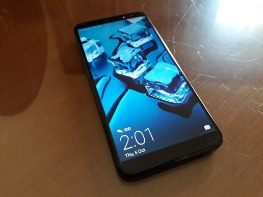 Image result for Huawei Honor 9i Design and Display