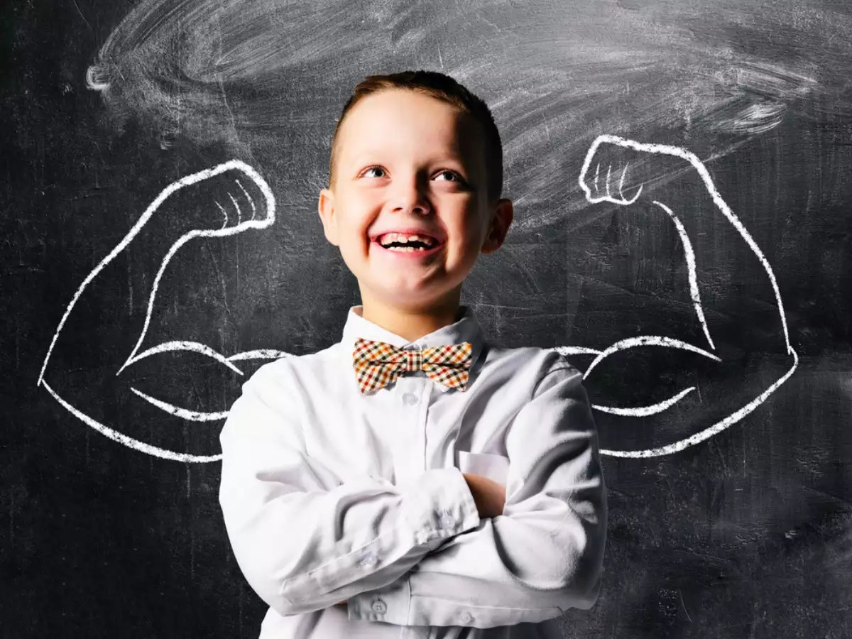 How to boost kids confidence levels-Telugu kids news