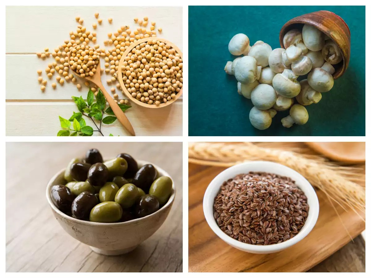 Iron rich foods for vegetarians  | The Times of India