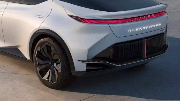 Lf-z concept: lexus unveils lf-z concept, says evs will dominate line up by 2025 - times of india | latest news live | find the all top headlines, breaking news for free online april 1, 2021