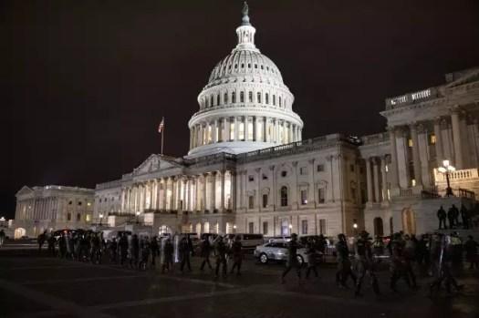 US Capitol news: Donald Trump supporters storm US Capitol, disrupting electoral count: Highlights | India News 8