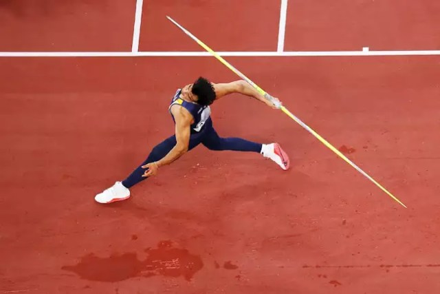 Neeraj Chopra: I was not thinking about Johannes Vetter, but about myself and my throw: Neeraj Chopra   Tokyo Olympics News
