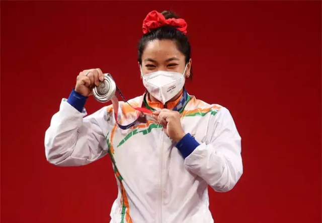Mirabai Chanu: 2024 Olympics is now my target, want to leave Paris with a gold medal in my hand: Mirabai Chanu | Tokyo Olympics News