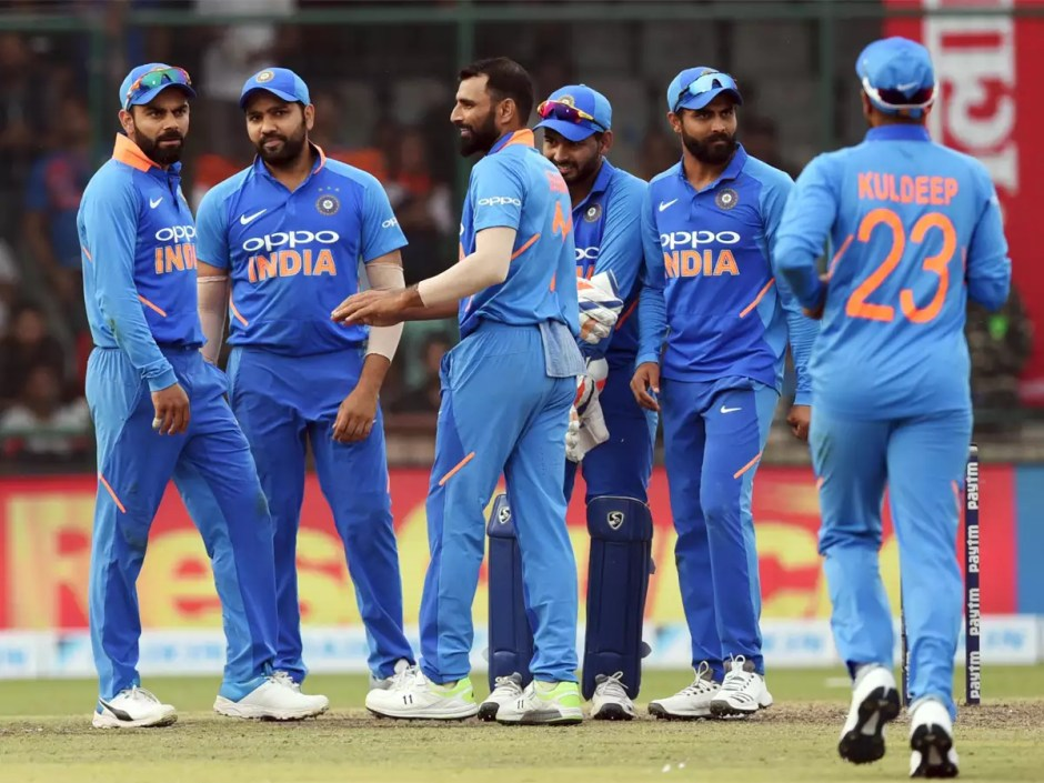 India World Cup Squad 2019