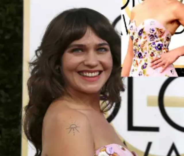 This Hollywood Star Flaunted Hairy Armpits With A Strapless Gown At Golden Globes Times Of India