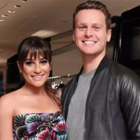 Glee star Lea Michele gets engaged to Zandy Reich