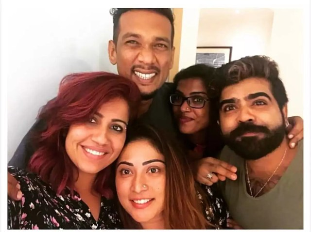 Ranjini Haridas Bigg Boss Malayalam Contestants Have An Eventful Reunion Party See Video Times Of India