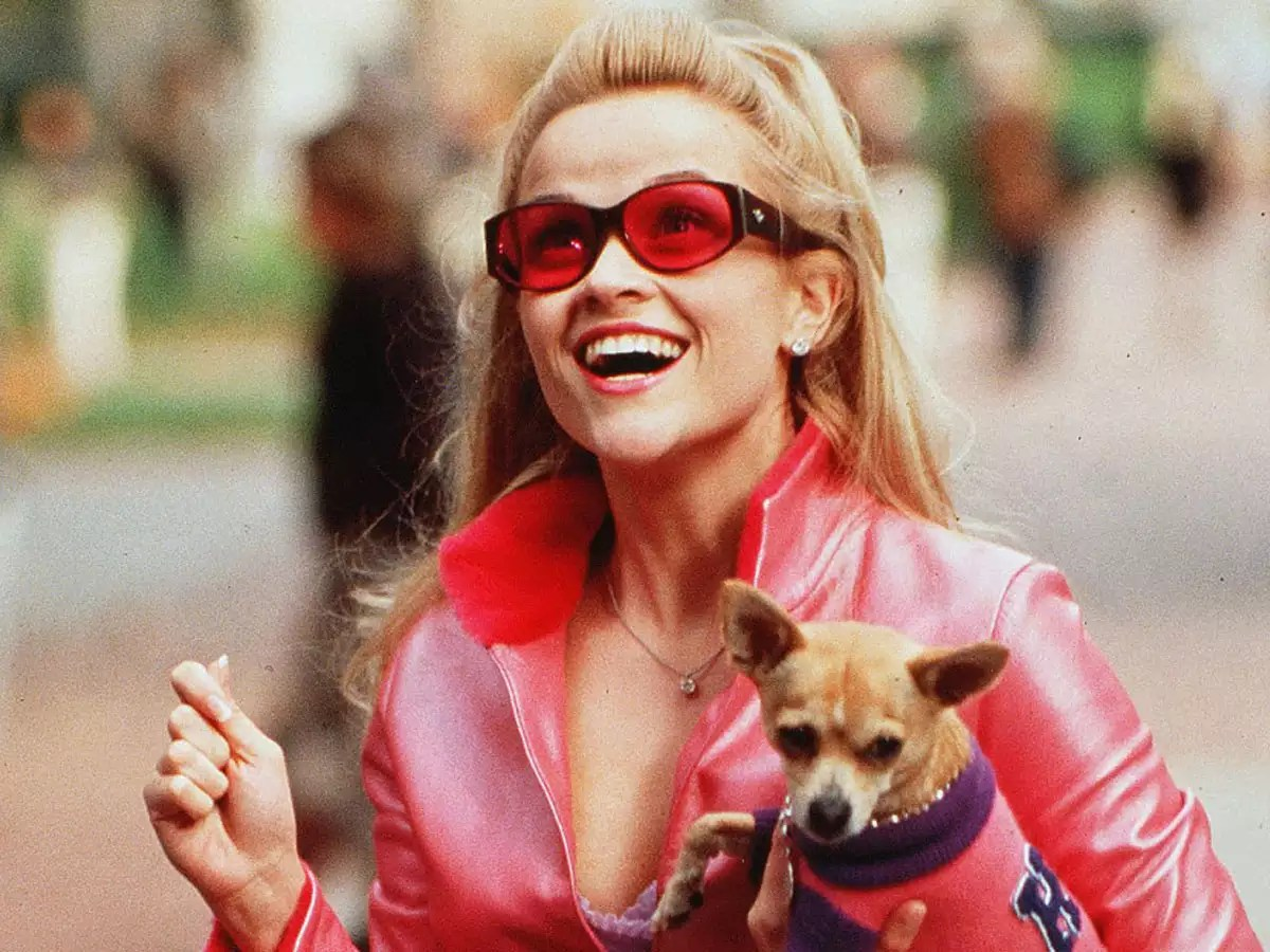 Reese Witherspoon: Having great time working on 'Legally Blonde 3 ...