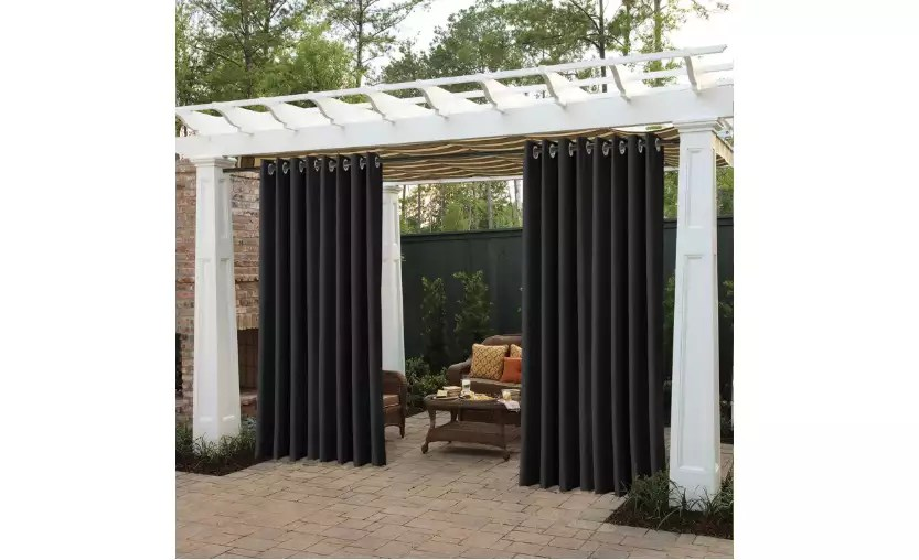 outdoor curtains for balconies