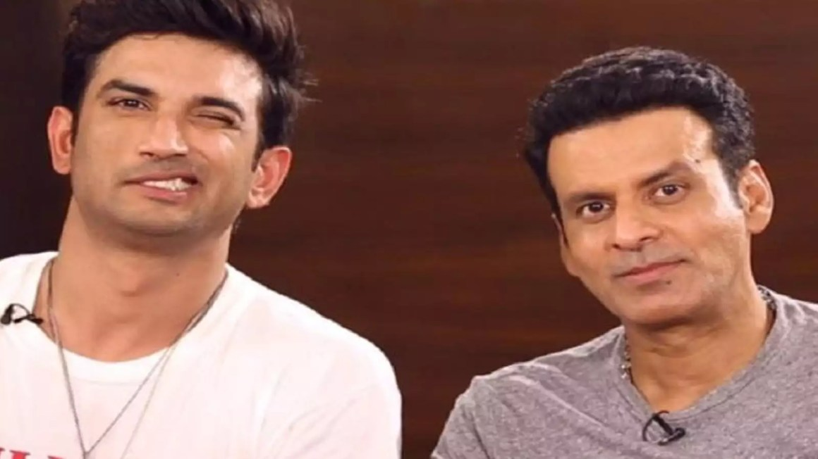 Manoj Bajpayee reveals Sushant Singh Rajput called him 'Dadda' as he pens down an emotional note for the late actor | Hindi Movie News - Bollywood - Times of India