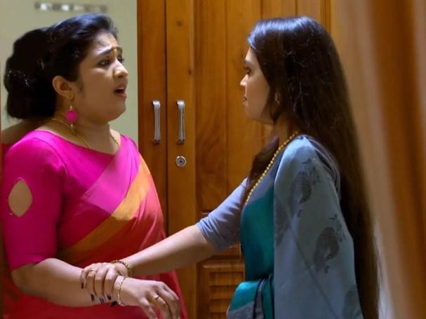 Pookkalam Varavayi serial