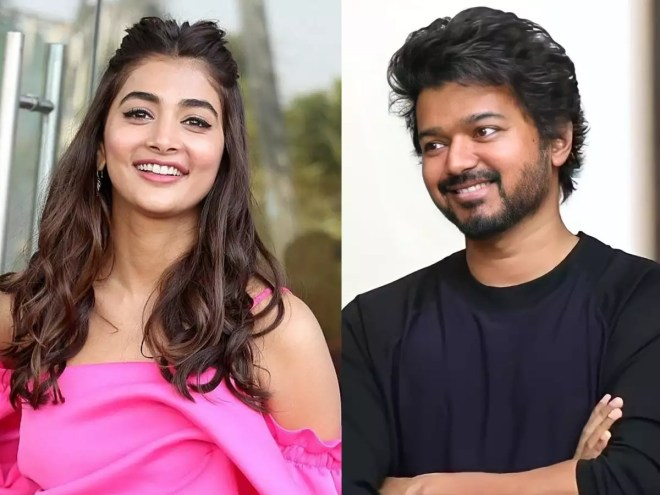 Pooja Hegde to receive whopping amount of Rs. 3.5 crore for 'Thalapathy 65'? Deets inside | Tamil Movie News - Times of India