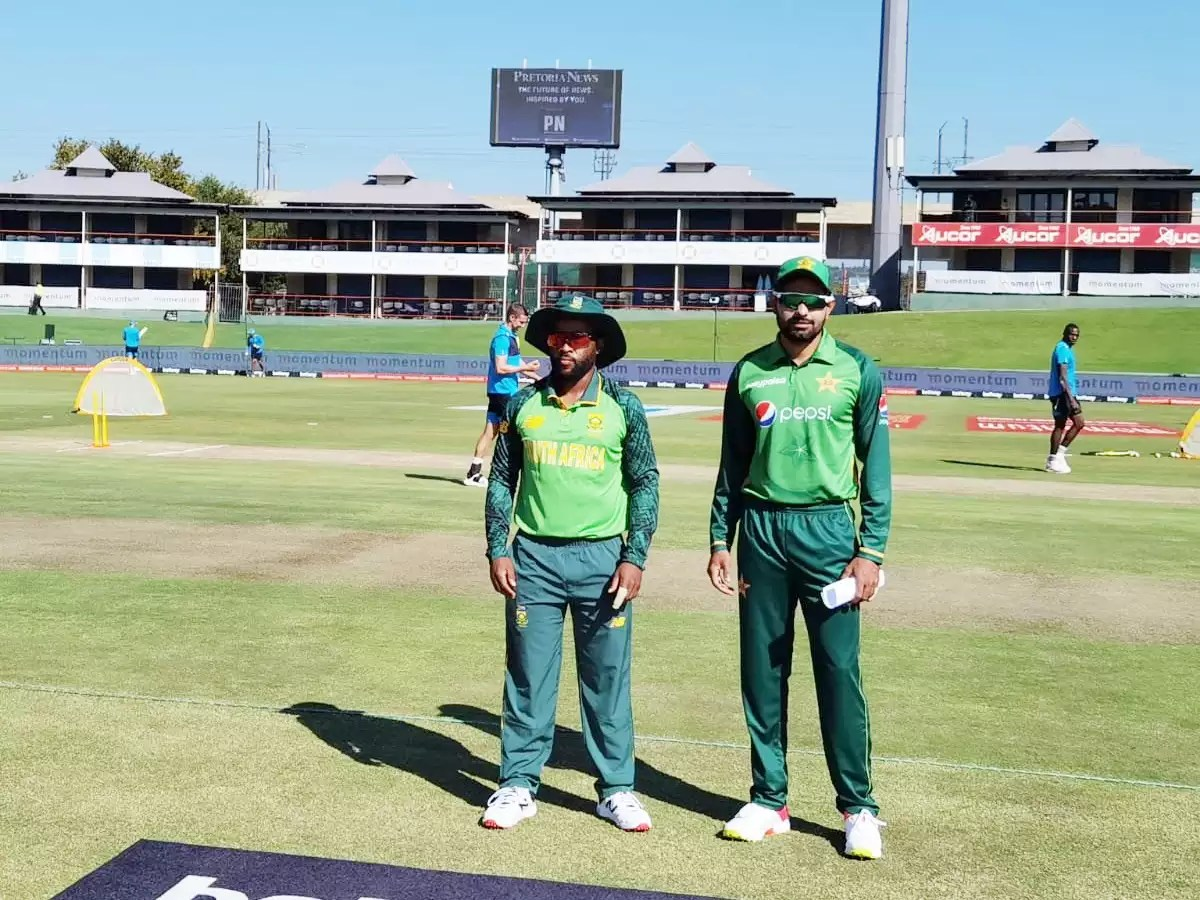 South Africa 55/3 in 14.1 Overs | Live Cricket Score: South Africa vs Pakistan, 1st ODI – The Times of India