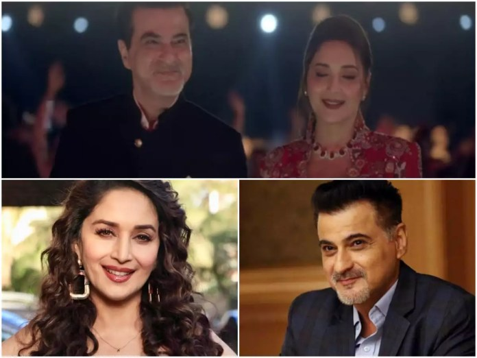 Madhuri Dixit and Sanjay Kapoor's reunion show 'Finding Anamika' wrapping  up shoot   Hindi Movie News - Times of India