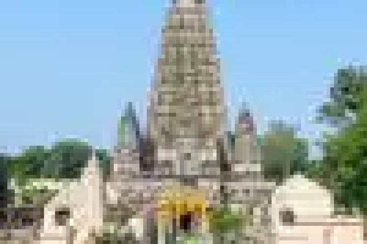 Image result for Mahabodhi Temple