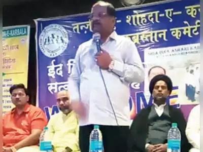 Watch: Mumbai MP Gopal Shetty says Christians were like the Brits during freedom struggle