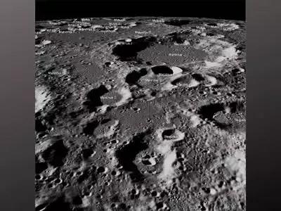 NASA captures Vikram