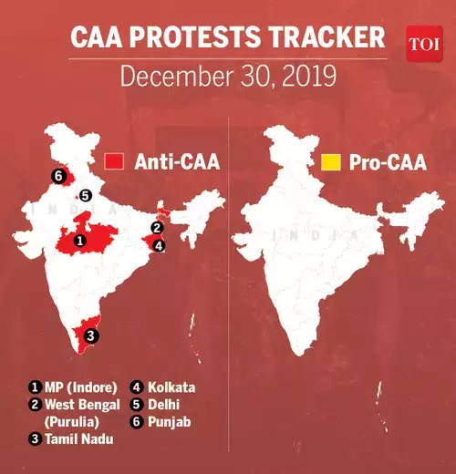 CAA against Indian Constitution
