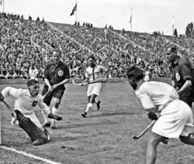 Dhyan Chands  Berlin Olympics Magic Caught On Nazi Filmmakers Camera Hockey News Times Of India