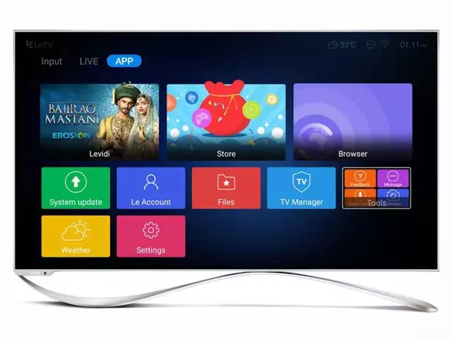 LeEco Super3 X55 55 inch LED 4K TV Online at Best Prices in India (8th Aug  2021) at Gadgets Now