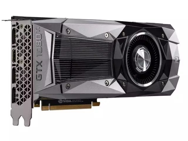 Nvidia Launches Geforce Gtx 1080 Ti Gpu At Gdc 2017 Latest News Gadgets Now