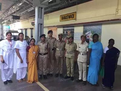 Women Crew In Vijayawada Railway Zone