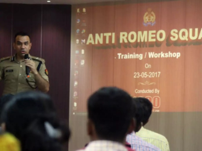 UP 'anti-Romeo squads' to get more teeth | India News - Times of India
