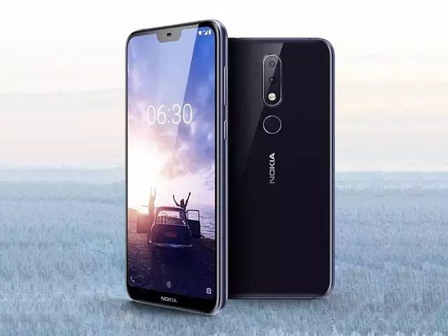 Image result for Nokia 6.1 Plus