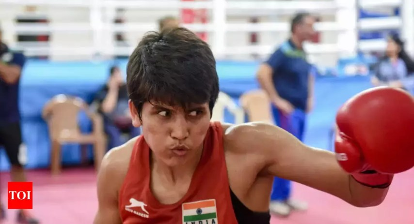 asian games 2018  Asian Games Boxing  Six Indians get bye into pre     asian games 2018  Asian Games Boxing  Six Indians get bye into  pre quarters  Sonia in QFs   Asian Games 2018 News   Times of India