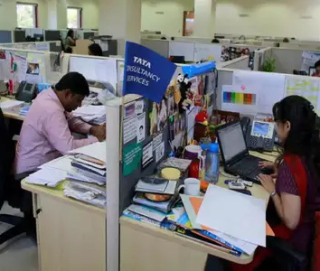 Tcs Doubles Pay For Fresh Hires With New Age Skills