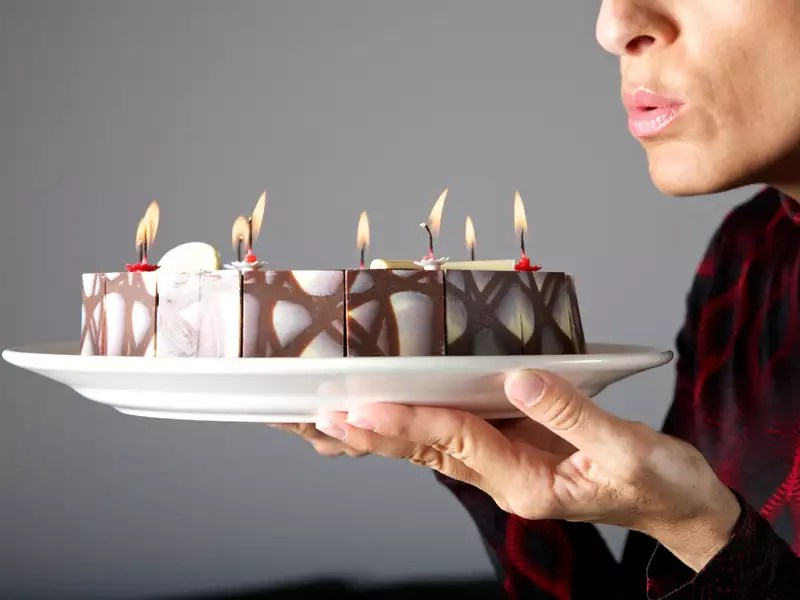 This Is Why You Should Never Blow Out Candles On A Birthday Cake Times Of India