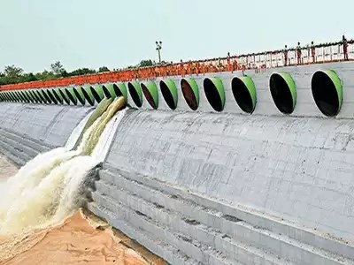 Telugu Latest Agricultural News | Musi Project Gates Damaged