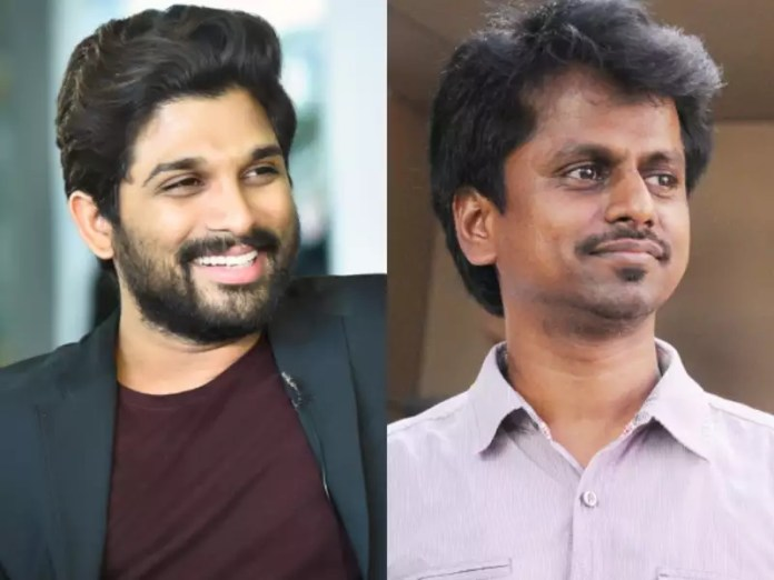Allu Arjun to team up with AR Murugadoss for a bilingual? | Telugu Movie News - Times of India