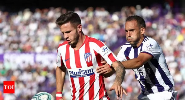 La Liga: Atletico Madrid held again as Real Valladolid miss penalty - Times of India