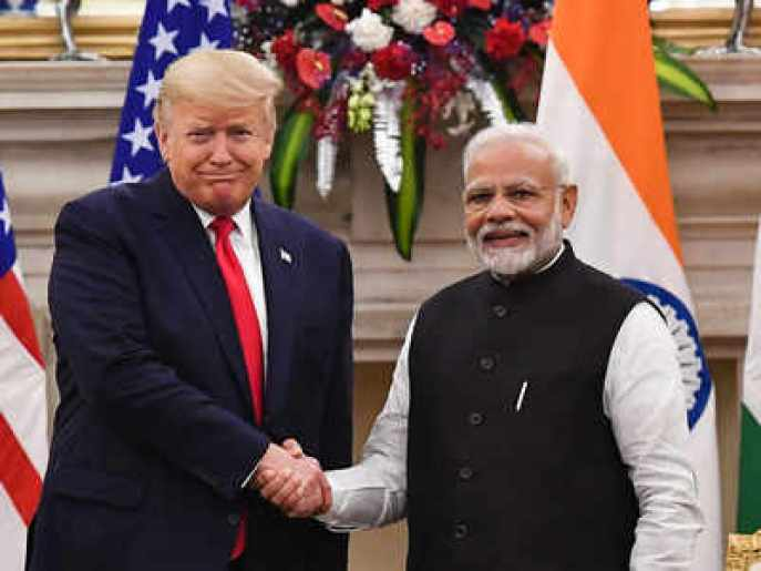 Image result for trump india tour