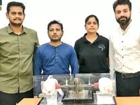 IIT Ropar scientists come up with low-cost ventilators ...