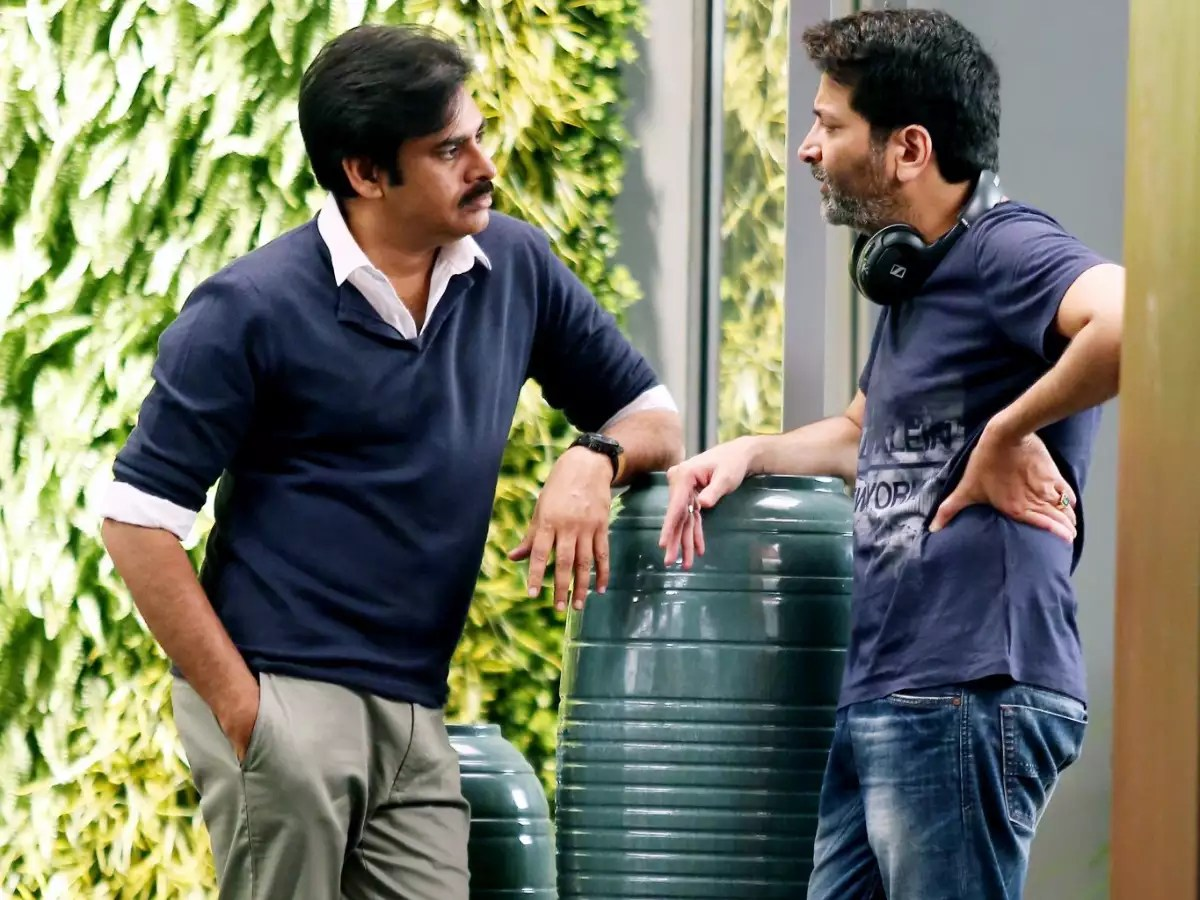 Pawan Kalyan and Trivikram to team up for their fourth film?   Telugu Movie News - Times of India