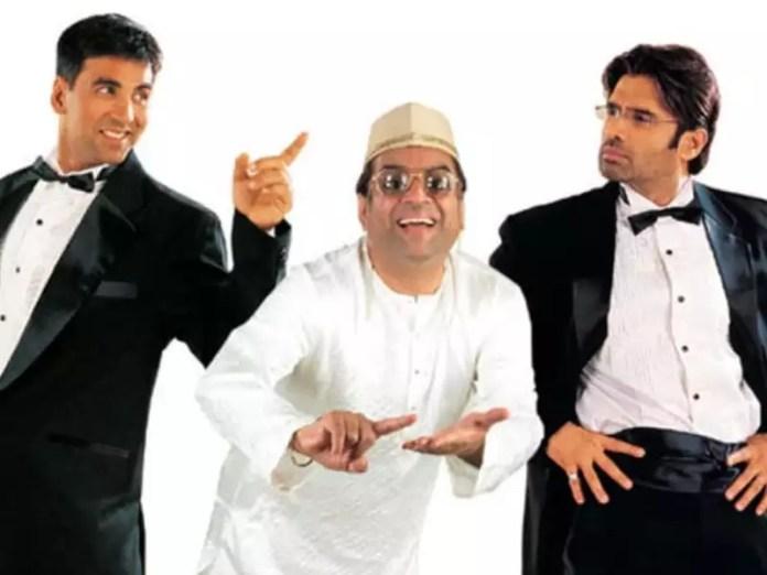 Here's why Akshay Kumar, Paresh Rawal and Suniel Shetty starrer 'Hera Pheri 3' is on hold