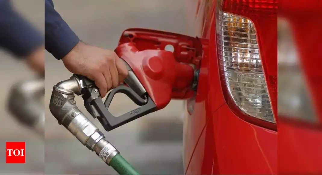 Fuel prices up after 82 days as higher duty, crude rebound begin to bite – Times of India