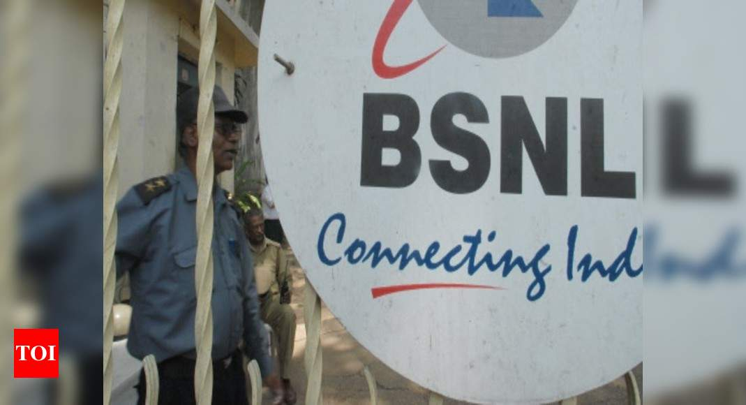 Government tells BSNL to rework tender to keep Chinese out – Times of India